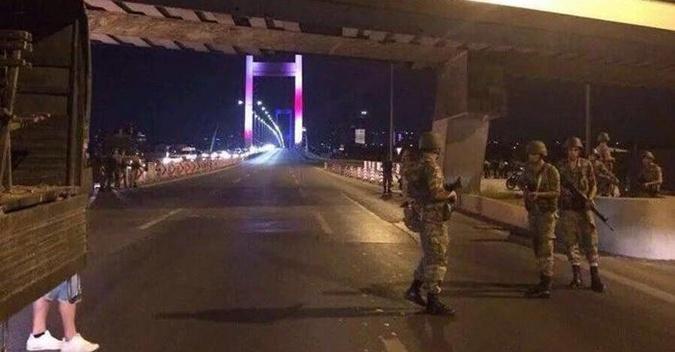 Попытка военного переворота в Турции: хроника событий фото 3