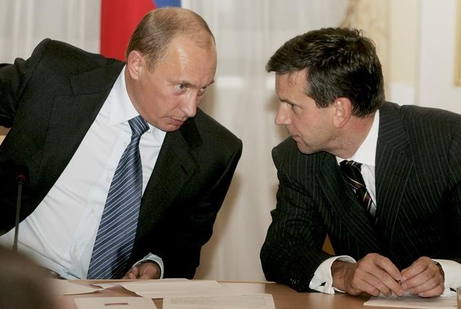 Михаил Зурабов ранее был советником Владимира Путина.