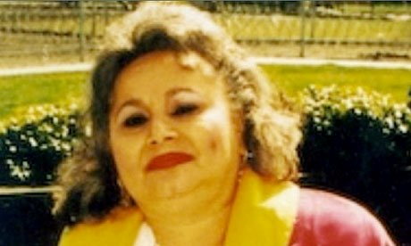 Бланко убили в 2012 году ее же