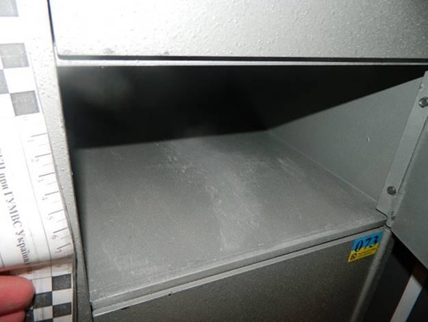 Избанковской ячейки вКиеве украли неменее 200 тыс. долларов изолото