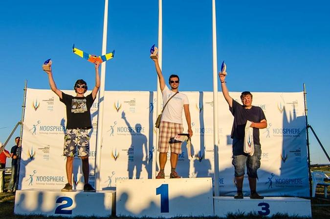 Космическая победа: Украина выиграла чемпионат мира поракетомодельному спорту