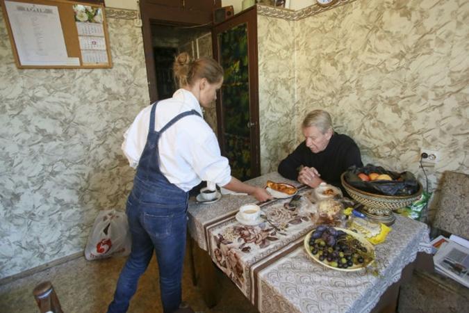 В семье Краско шеф-повар - это Наталья