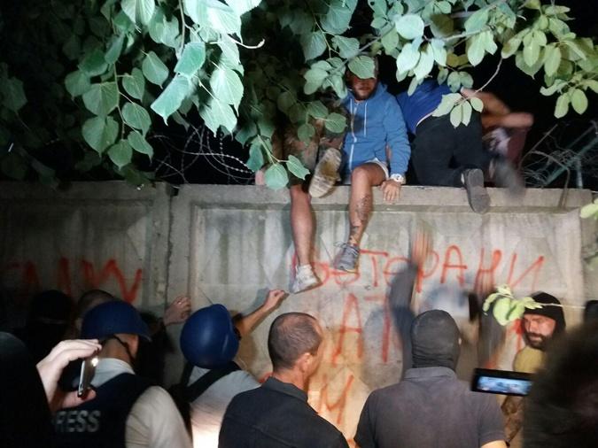 Конфликт наСвятошино: «Киевгорстрой» объявил бессрочную забастовку