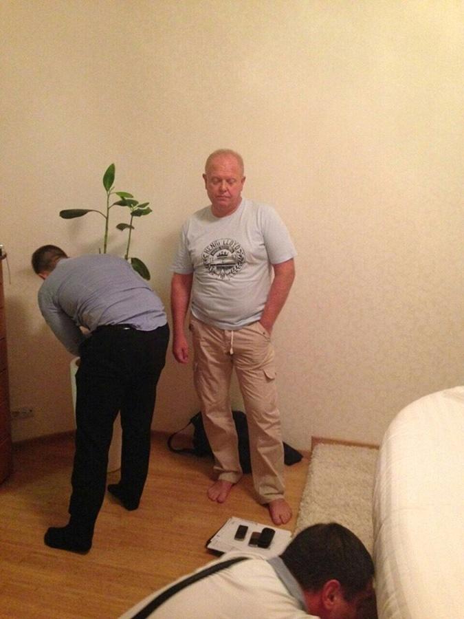 Игоря Любко поймали на взятке в 200 тысяч гривен.