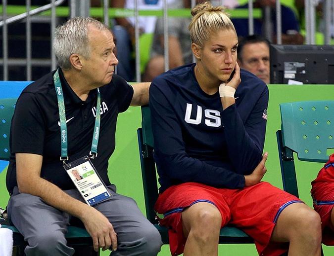 Согласно документам, баскетболистка Елена Делле Донн в августе 2016 года сдала положительный тест на амфетамин.