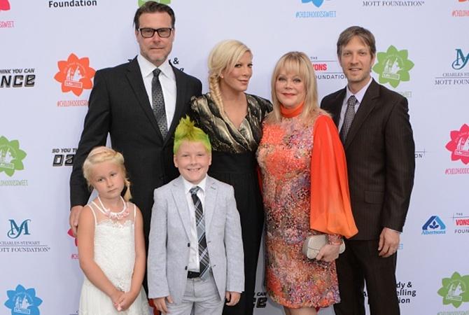 43-летняя звезда Беверли-Хиллз ожидает 5-ого ребенка