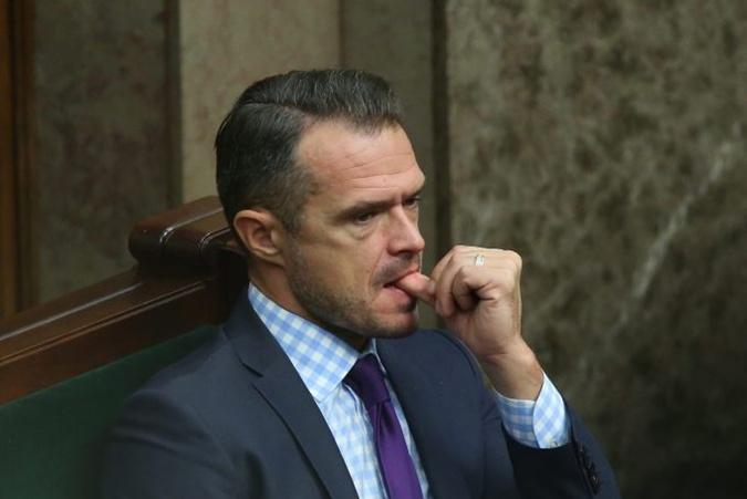 Новак возглавлял министерство транспорта на протяжении двух лет. Фото: Newsweek
