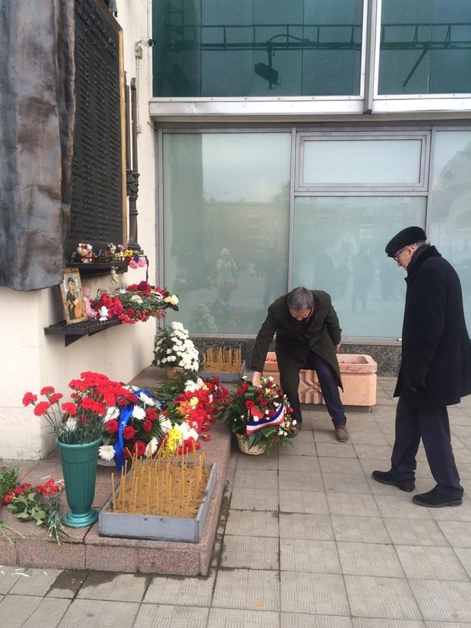 Теракт на Дубровке произошел 14 лет назад.