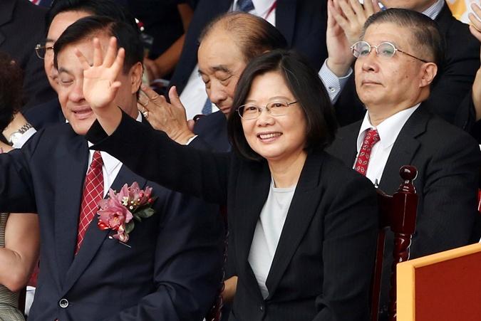 Цай Инвэнь обещала легализовать однополые браки.