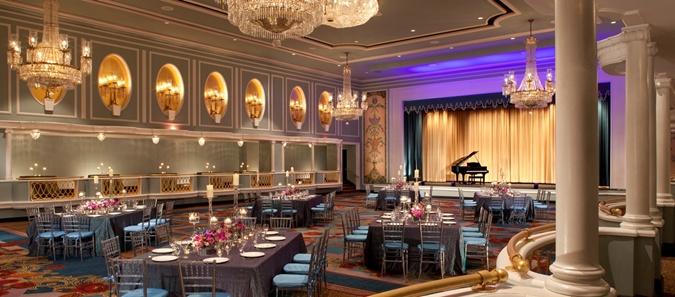 Отель Hilton Midtown на Манхэттене.
