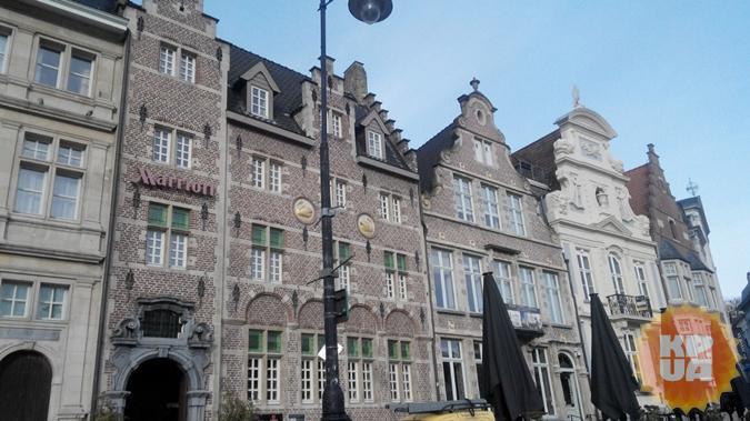 Отель, в котором расположился