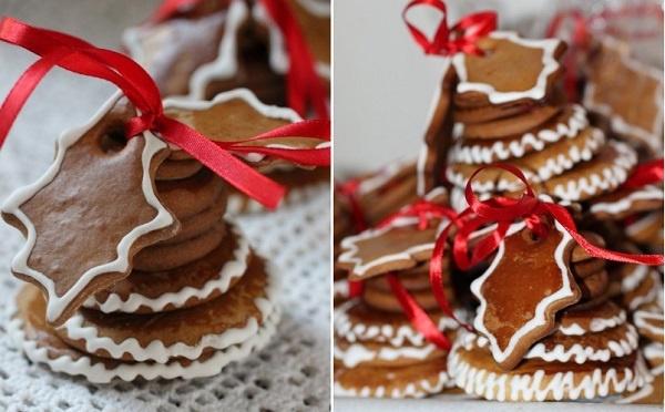 Имбирное печенье на новый год рецепт