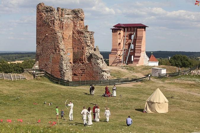 Работники Новогрудского музея обещают провести Трампу экскурсию по городу.