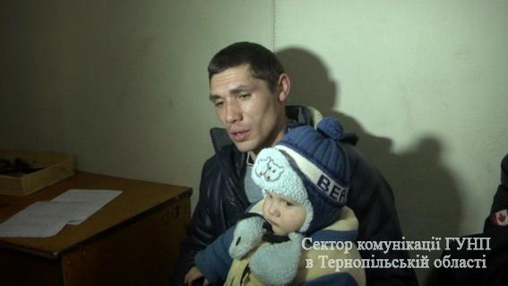 ВТернополе женщина оставила ребенка нажелезнодорожном вокзале