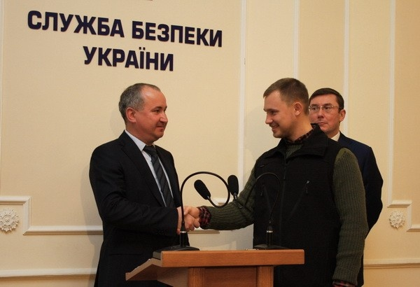 Грицак рассказал об освобождении Богданова.