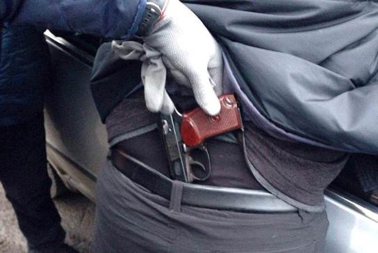 ВКиевской области схвачен грузинский «вор взаконе»— милиция