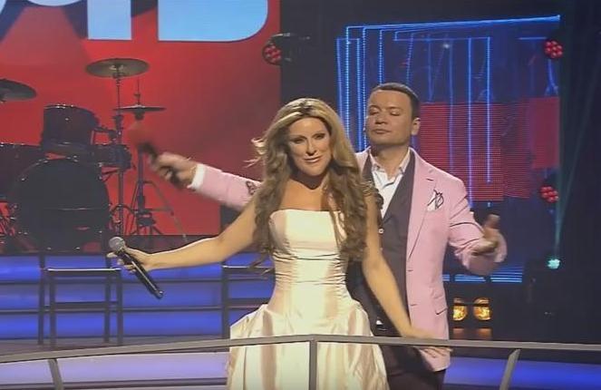 На российском ТВ из Лорак
