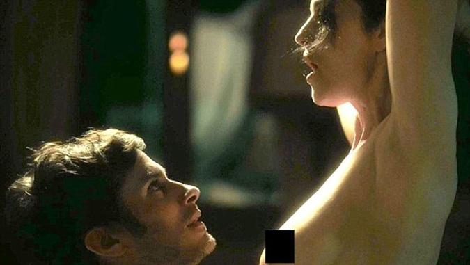 Секс сцены с моникой белунчи