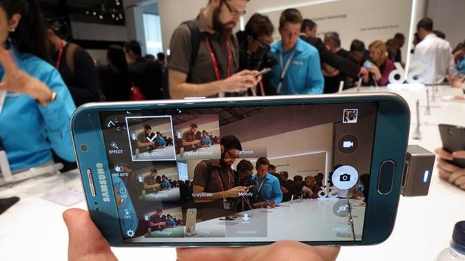 Самсунг Galaxy S8 вполне может стать первым телефоном сBluetooth 5.0