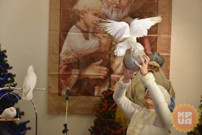 Вдень Святого Николая Угодника прошла служба вНикольском соборе Оренбурга