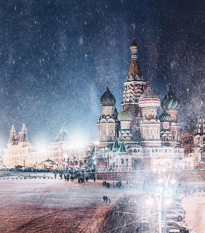 Санкт-Петербург, Россия. Фотограф Кристина Макеева