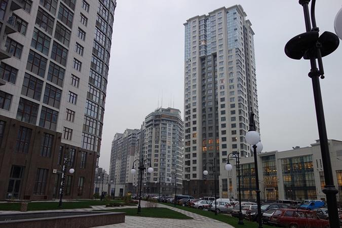 ««Хроника событий «Видеоновости «Гройсман проживает вэлитной киевской квартире своей тещи