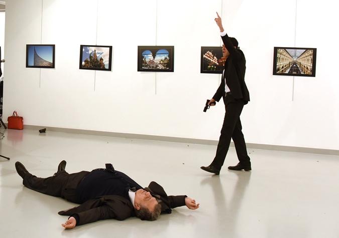 Улицу в Турции назовут в честь убитого российского посла фото 2