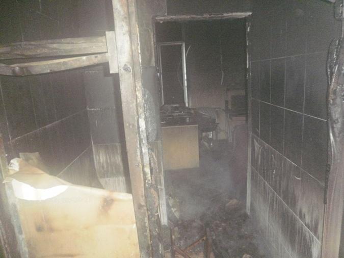 Трагедия произошла в Красногоровке Марьинского района.