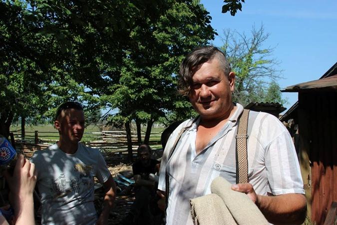 Побывавший в плену Кононов сейчас живет на Житомирщине.