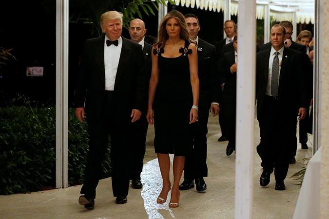 Меланию Трамп сравнили с супругой Гитлера в социальная сеть Instagram Dolce & Gabbana