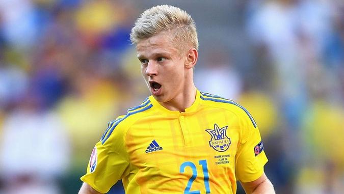 Александр Зинченко. Фото: Xsport.ua