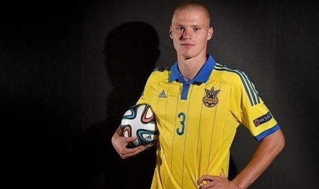 Никита Бурда. Фото: Football.ua