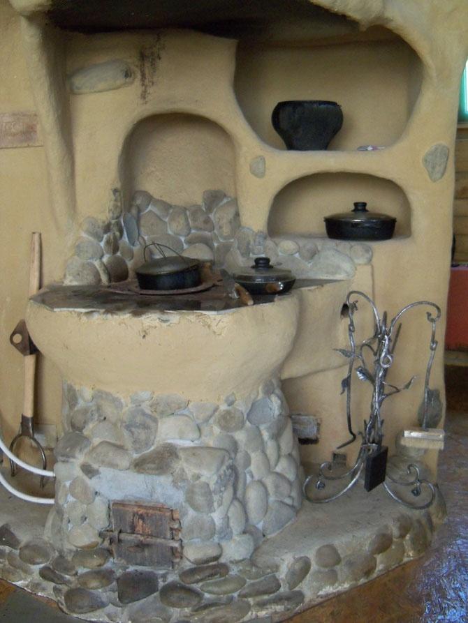 Чудо-печь древних ариев помогает экономить на коммуналке фото 1
