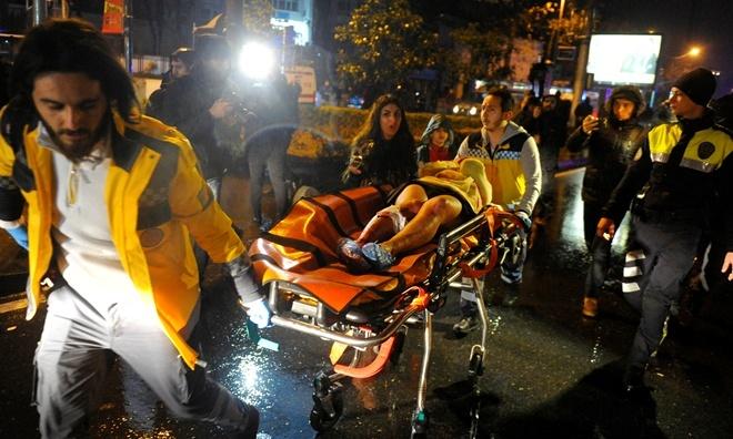 Теракт унес жизни 39 человек.