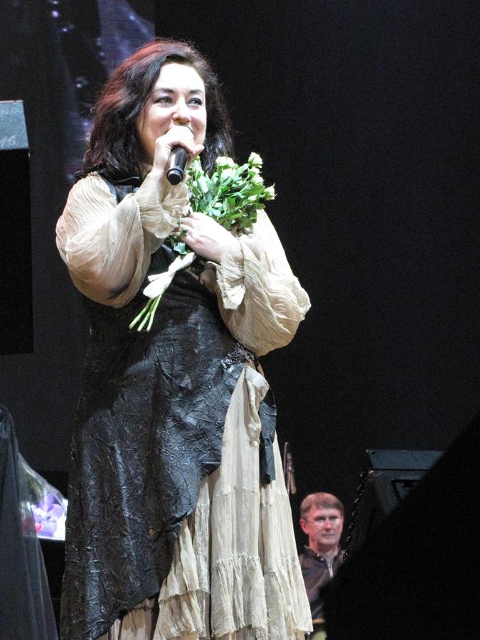 18 января выдающаяся певица, народная артистка Грузии отмечает юбилей - 55 лет.