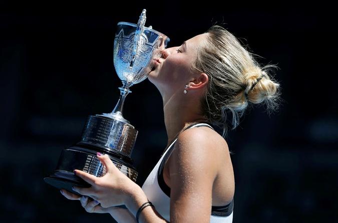 Мама украинской чемпионки Australian Open: