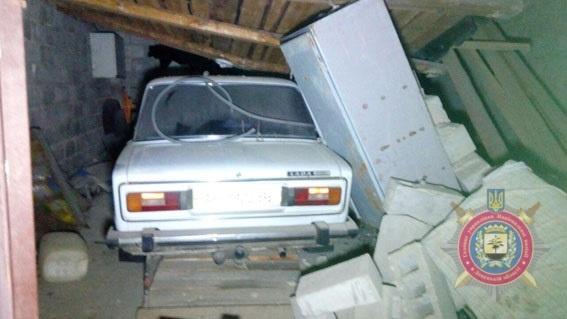 Ночью обстреляли  Сартану: снаряды попали в дом семьи с тремя детьми фото 1