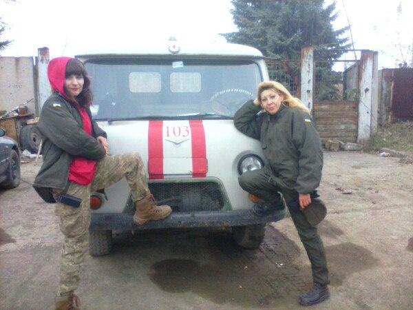 На Днепропетровщине попрощаются с погибшей в АТО женщиной-медиком фото 1