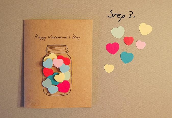 Легкие открытки на день рождения своими руками бабушке