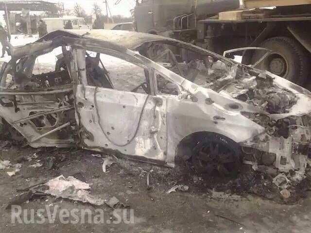 В Донецке убит Михаил