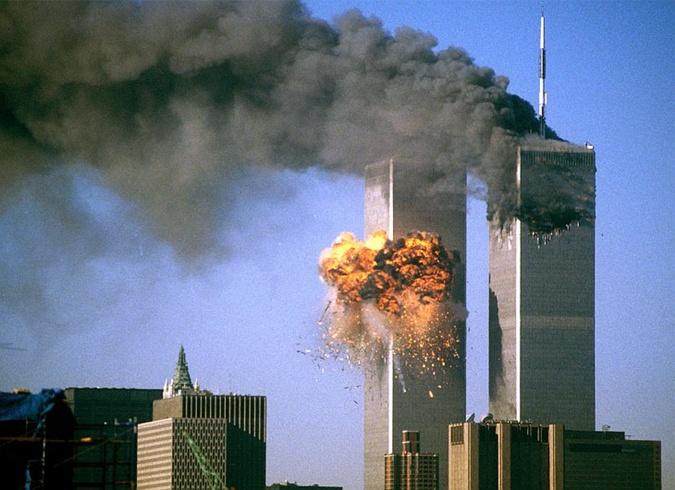 11 сентября - самый крупный теракт в современной истории.