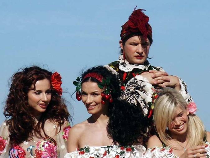 Константин Меладзе подарил LOBODA собственный легендарный хит «Текила-любовь»