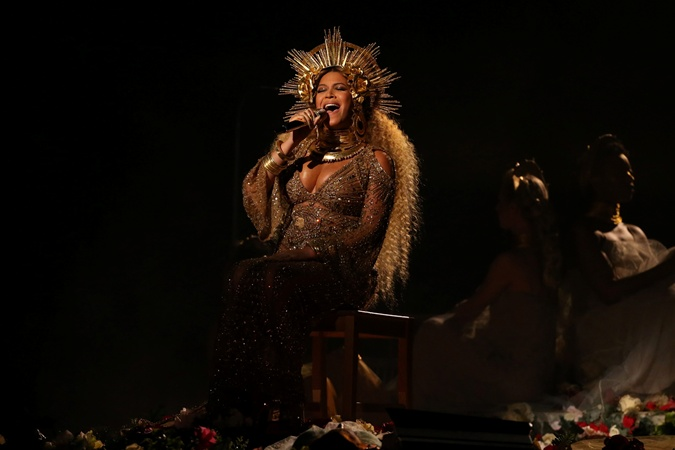 Выступление Бейонсе было, пожалуй, единственным триумфом певицы на Грэмми-2017.
