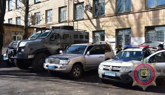 В Авдеевку отправили спецназ КОРД фото 1