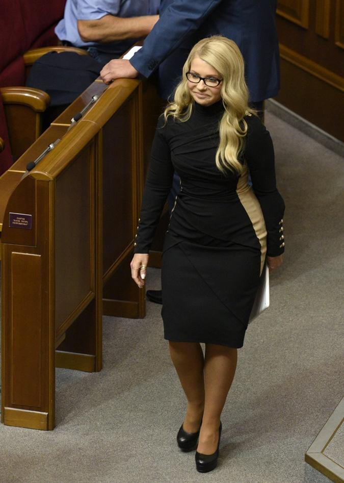 Сексуальна юлия тимошенко
