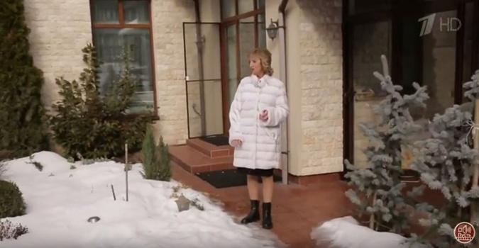 LOBODA показала на российском ТВ свой киевский особняк  фото 3