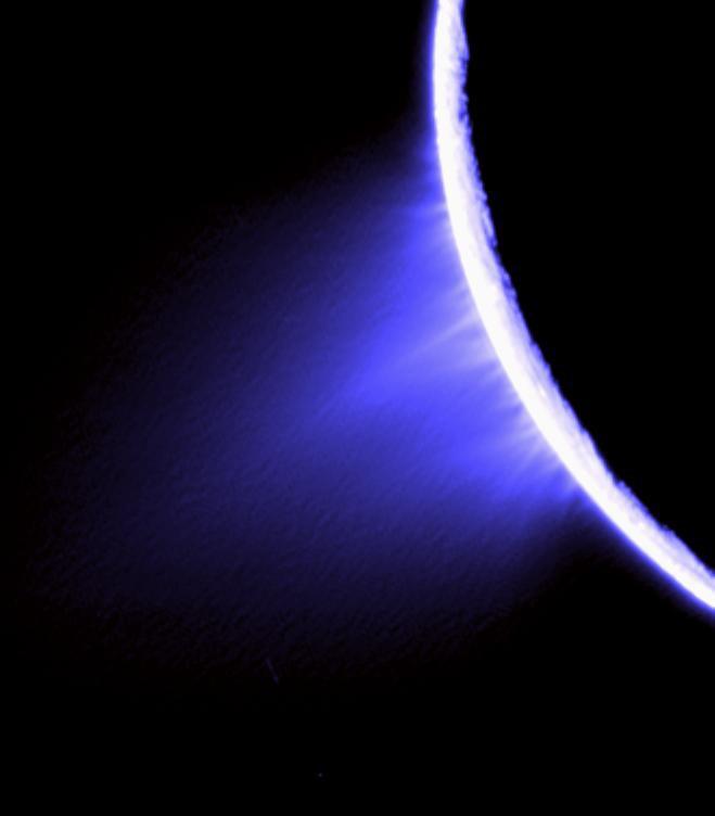 Ученые изФранции иСША доказали существование теплого океана наспутнике Сатурна