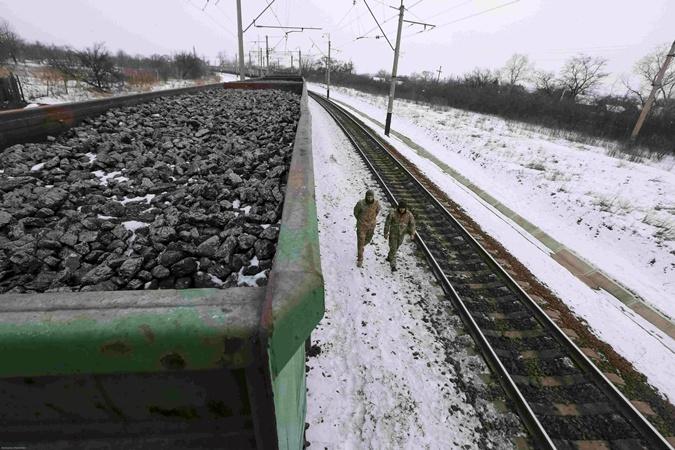 В «Укрэнерго» узнали сколько антрацита осталось наскладахТС