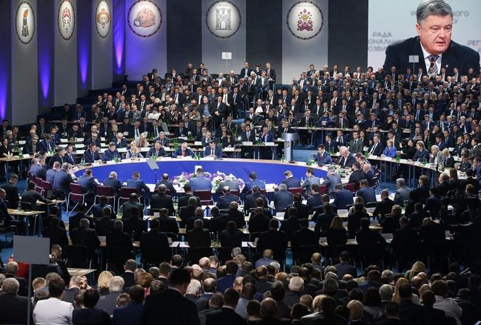 Президент заявил, что военная угроза со стороны России сохраняется фото 1