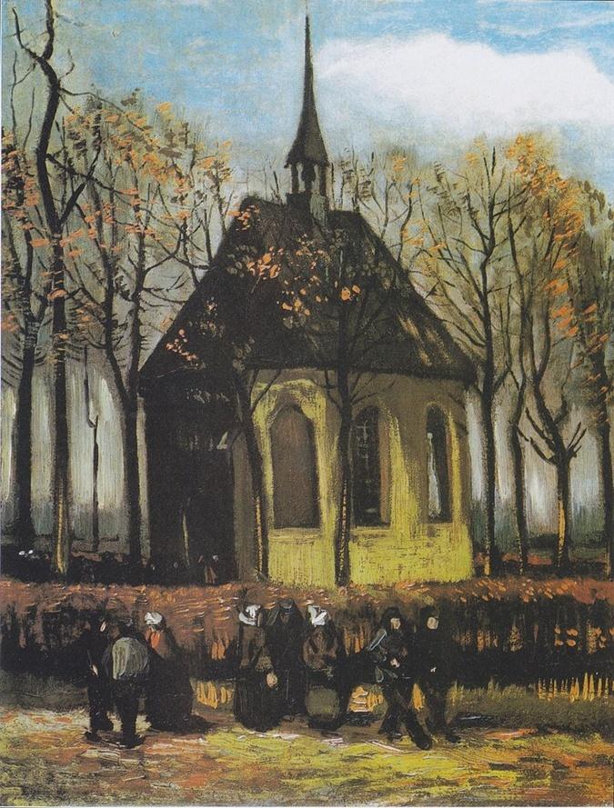 В музей Амстердама вернули похищенные картины Ван Гога фото 2